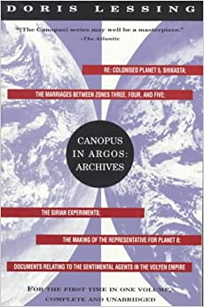Canopus In Argos
