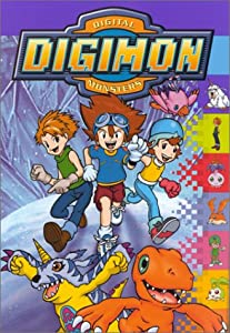 Digimon Digital Monsters, Volume 3 - Beware the Black Gears [VHS] by 20th Century Fox