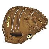 Wilson A2000 Series 32.5 Inch A2403 BB1791ST Baseball Catcher's Mitt by Wilson