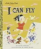 Ruth Krauss I Can Fly (Little Golden Books (Random House))
