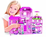 Mega-Bloks-80229-Barbie-Build-n-Style-Luxus-Villa
