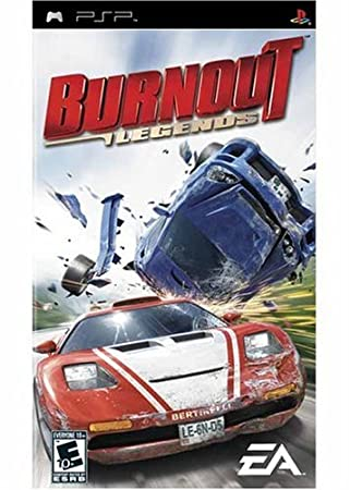 Burnout Legends [Sony PSP]