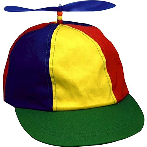 Forum Men's Classic Propeller Hat, Multi, One Size