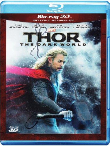 Thor - The dark world(2D+3D) [3D Blu-ray] [IT Import]
