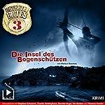 Die Insel des Bogenschützen (Detektei Bates 3)   Markus Duschek