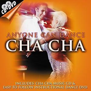 Anyone Can Dance: Cha Cha [CD + DVD]
