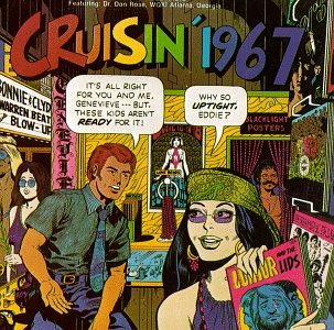 Original album cover of Cruisin 1967 by Cruisin