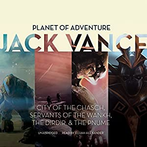 Planet of Adventure Hörbuch
