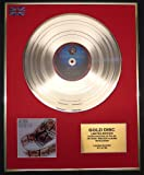 KATE BUSH/LTD. EDITION CD GOLD DISC/RECORD/DIRECTOR'S CUT
