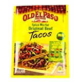 Old El Paso Spice Mix for Tacos 35g