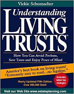 Stock options living trust