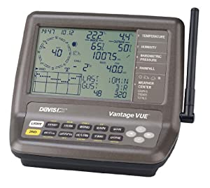 Davis Instruments Vantage Vue Console Receiver by Davis Instruments