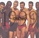 Cal 99: Structure Men 1999 Calendar - The Structure Underwear Model Search