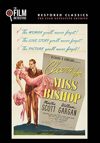 DVD : Cheers For Miss Bishop