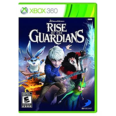 Rise of the Guardians: The Video Game