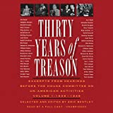 img - for Thirty Years of Treason, Volume 1: Excerpts from Hearings before the House Committee on Un-American Activities, 1938 - 1968 book / textbook / text book