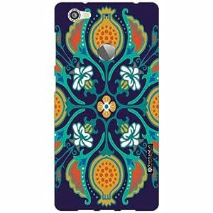 Letv Le 1s Back Cover - Silicon Pattern Art Designer Cases