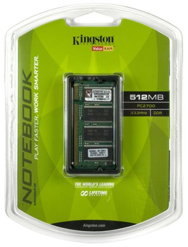 Kingston ValueRAM 512