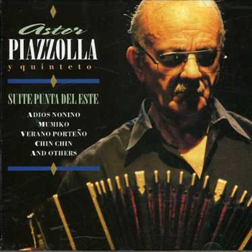 CD : Astor Piazzolla - Suite Punta Del Este (CD)