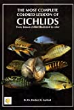 Lexicon of Cichlids (0793800269) by Axelrod, Herbert R.