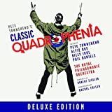 Pete Townshend's Classic Quadrophenia with Alfie Boe (CD & DVD) Alfie Boe Pete Townshend