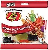 Jelly Belly Soda Pop Shoppe Gummi Candy - Jelly Belly Jelly Bean Company - 2.6 Oz Retail Bag Gummy Candy