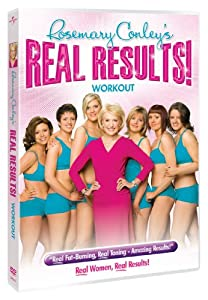 Rosemary Conley's Real Results Workout [DVD]