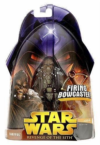 Star Wars Episode III 3 Revenge of the Sith TARFFUL with Firing Bowcaster Figure #25