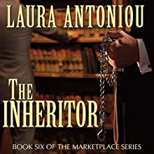 The Inheritor Audiobook by Laura Antoniou Narrated by Elizabeth Jasicki