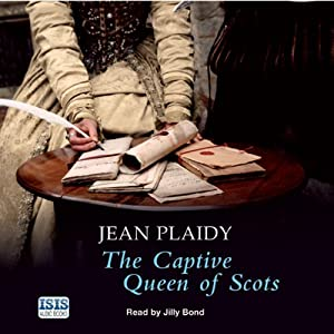 The Captive Queen of Scots Audiobook