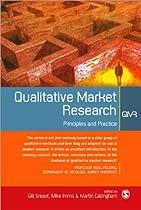 Qualitative Market Research: Principle & Practice (7 volume set)