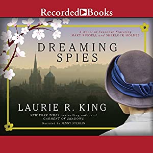 Dreaming Spies Hörbuch