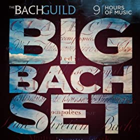 "Amazon 120 MP3 ""Big Bach Set"" Classical Various Artists Album $0.99"