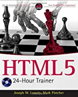 HTML5 24-Hour Trainer Front Cover