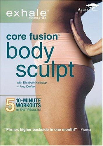 Exhale: Core Fusion Body Sculpt [DVD] [Import]