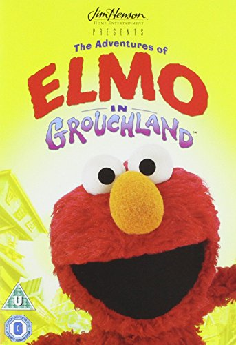 The Adventures of Elmo in Grouchland [UK Import]