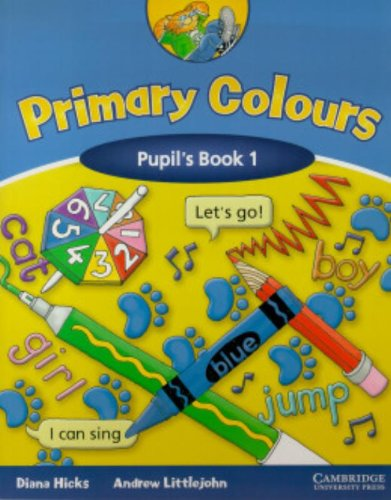 Primary Colours 1 Pupil's Book