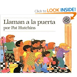 Llaman a la Puerta (The Doorbell Rang) (Spanish Edition)
