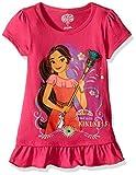 Disney Girls Little Girls Elena of Avalor Tee, Pink, 5