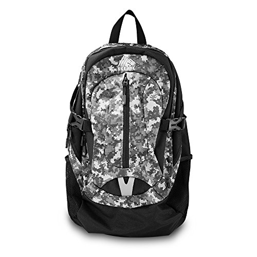 RBX Sports Backpack Heavy Duty Lightweight Water Resistant Camouflage with Center Zipper (Multiple Colors Available) (British Bergen compare prices)