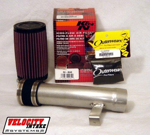 Malone Motorsports VelI-400ex-1 Honda 400ex Velocity Intake System with K&N Filter (Velocity Intake compare prices)