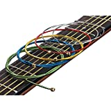 Appex Gitarren-Saiten-Set für Akustik-Gitarre