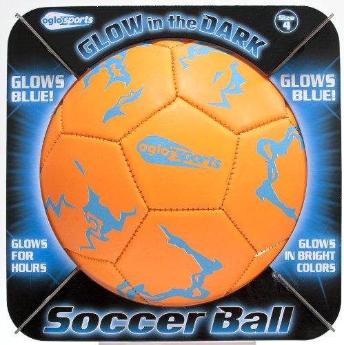 503180deca92 Oglo Sports NSI Soccer Ball Orange Glo Yellow Deco Black Ball ...