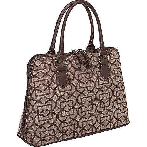 aurielle-carryland-geo-signature-dome-satchel