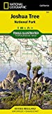 Joshua Tree National Park (National Geographic Trails Illustrated Map)