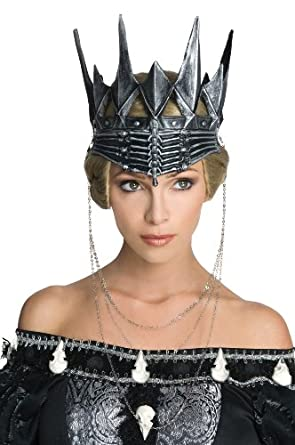 Amazon.com: Snow White and The Huntsman Queen Ravenna's Crown, Metal
