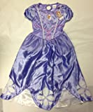 Disney Sofia the First Costume Dress Size 7 / 8 Medium Sophia