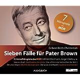 Sieben Fälle für Pater Brown: Kriminalhörspiele des MDR