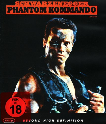 Phantom Kommando [Blu-ray]