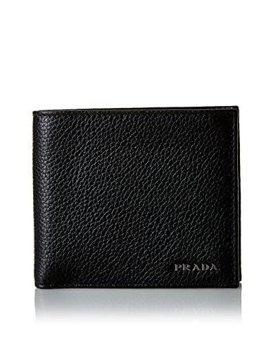 Prada Brieftasche Wallet schwarz